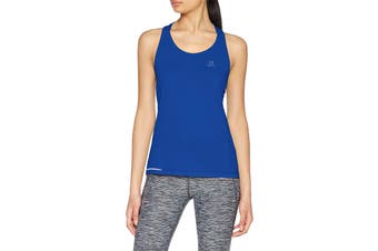 Salomon Agile Tank Women's (Surf The Web)