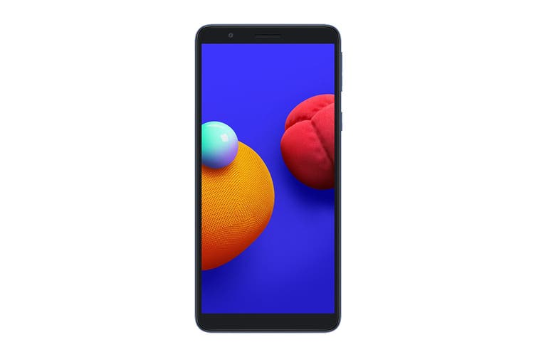 Samsung Galaxy A01 Core Dual SIM (16GB, Blue)