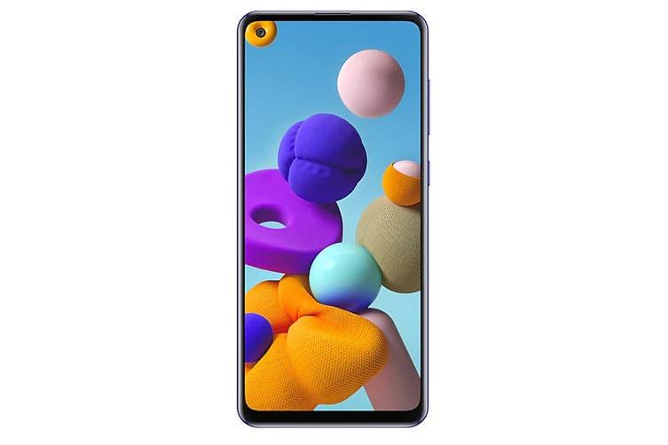 Samsung Galaxy A51 Dual SIM (8GB RAM, 128GB, Haze Crush Silver)
