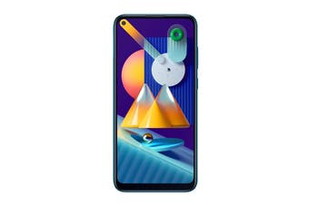 Samsung Galaxy M11 Dual SIM (32GB, Blue)