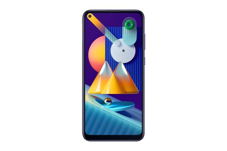 Samsung Galaxy M11 Dual SIM (64GB, Violet)