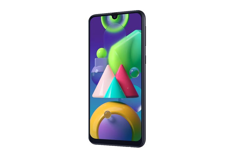 Samsung Galaxy M21 Dual SIM (128GB, Raven Black)