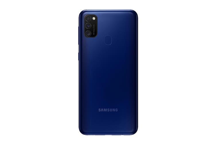 Samsung Galaxy M21 Dual SIM (128GB, Midnight Blue)