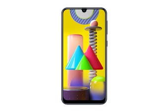 Samsung Galaxy M31 Dual SIM (8GB RAM, 128GB, Black)