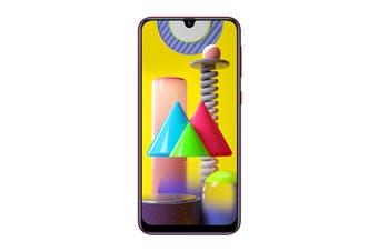 Samsung Galaxy M31 Dual SIM (8GB RAM, 128GB, Red)