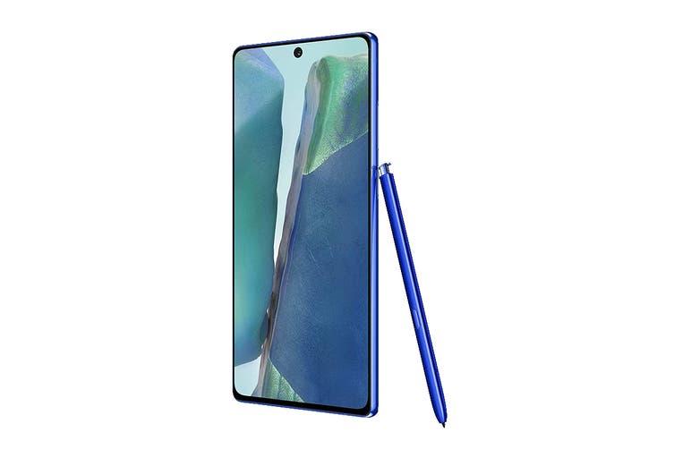 Samsung Galaxy Note20 Dual SIM (256GB, Mystic Blue)