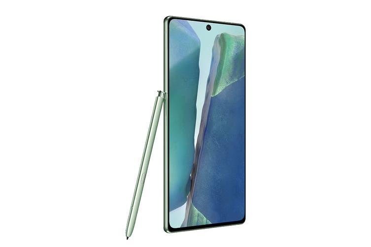 Samsung Galaxy Note20 5G Dual SIM (256GB, Mystic Green)