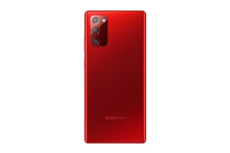 Samsung Galaxy Note20 5G Dual SIM (256GB, Mystic Red)