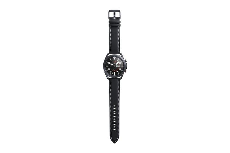 Samsung Galaxy Watch 3 (45mm, Bluetooth, Mystic Black)