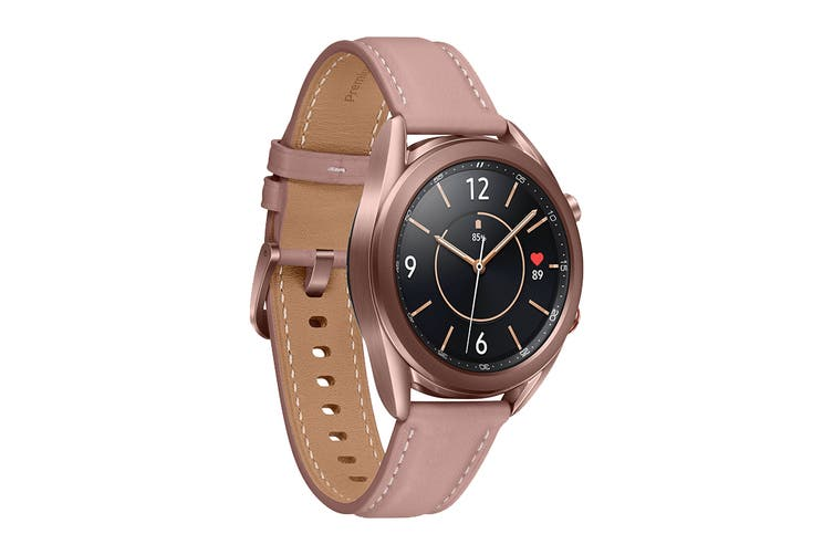 Samsung Galaxy Watch 3 (41mm, Bluetooth, Mystic Bronze)