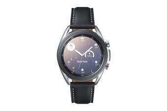 Samsung Galaxy Watch 3 (41mm, Bluetooth, Mystic Silver)