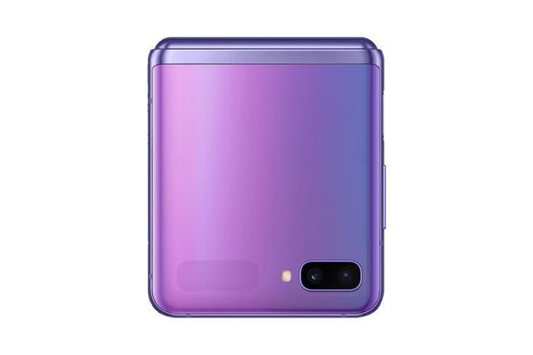 Samsung Galaxy Z Flip (256GB, Mirror Purple)