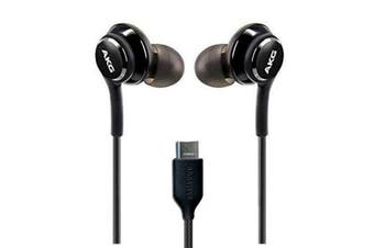 Samsung AKG EO-IG955 In-Ear Earphones Type-C Connection (Black)