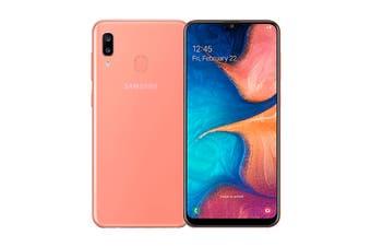 Samsung Galaxy A20 Dual SIM (32GB, Coral Orange)