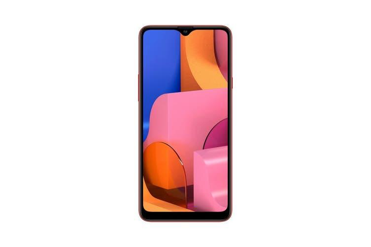 Samsung Galaxy A20s Dual SIM (32GB, Red)