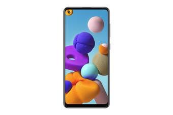 Samsung Galaxy A21s Dual SIM (4GB RAM, 64GB, Black)