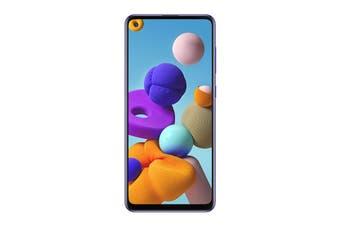 Samsung Galaxy A21s Dual SIM (4GB RAM, 64GB, Blue)