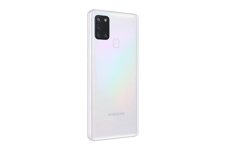 Samsung Galaxy A21s Dual SIM (6GB RAM, 64GB, White)