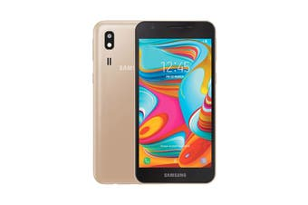 Samsung Galaxy A2 Core Dual SIM (16GB, Gold)