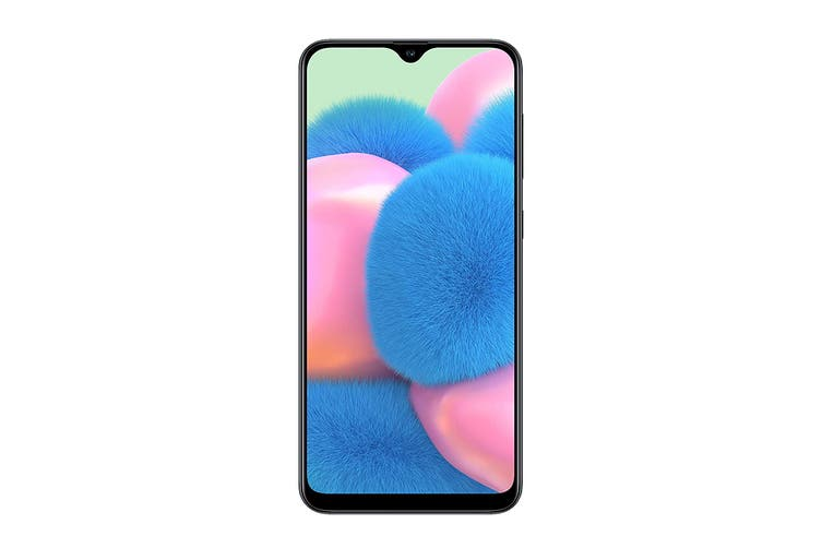 Samsung Galaxy A30s Dual SIM (4GB RAM, 64GB, Prism Crush Black)