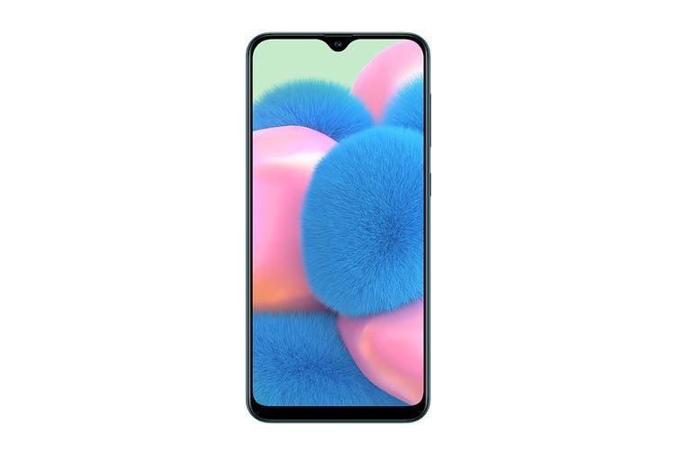 Samsung Galaxy A30s Dual SIM (4GB RAM, 128GB, Prism Crush Green)