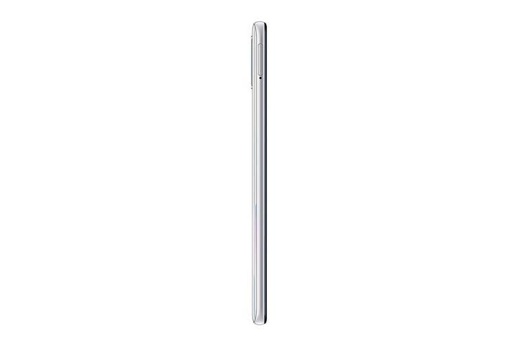 Samsung Galaxy A30s Dual SIM (4GB RAM, 128GB, Prism Crush White)