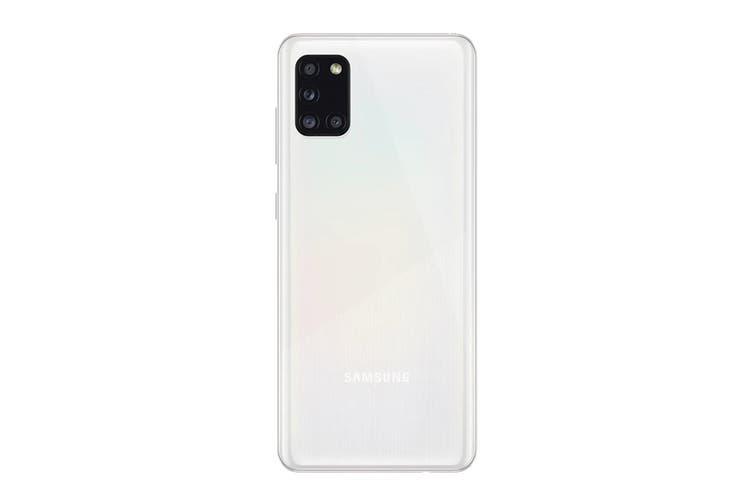Samsung Galaxy A31 Dual SIM (4GB RAM, 128GB, Prism Crush White)