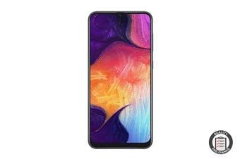Refurbished Samsung Galaxy A50 Dual SIM (6GB RAM, 128GB, Black)
