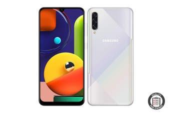 Samsung Galaxy A50s Dual SIM (6GB RAM, 128GB, Prism Crush White) Preowned