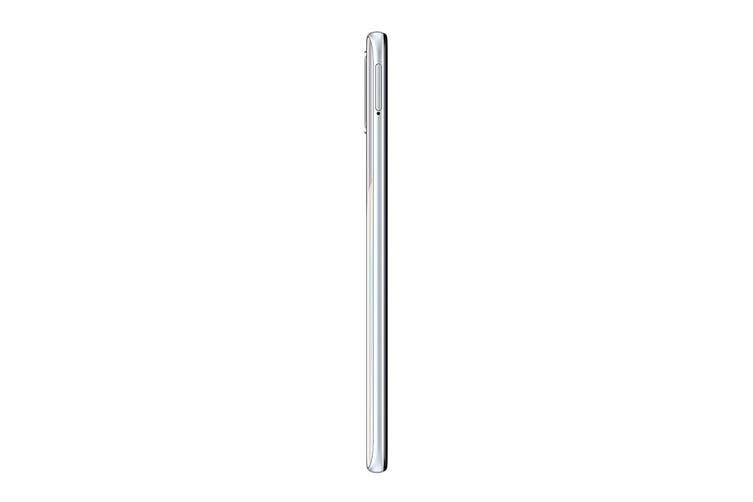 Samsung Galaxy A50s Dual SIM (4GB RAM, 128GB, Prism Crush White)