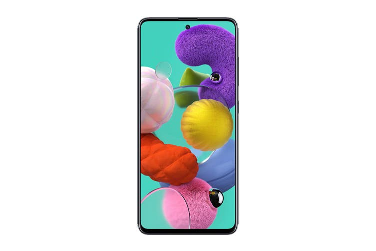 Samsung Galaxy A51 Dual SIM (8GB RAM, 128GB, Prism Crush Black)