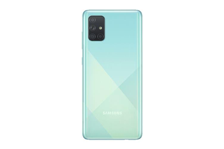 Samsung Galaxy A51 Dual SIM (6GB RAM, 128GB, Prism Crush Blue)