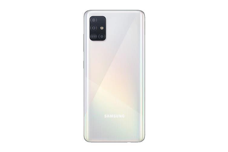 Samsung Galaxy A51 Dual SIM (8GB RAM, 128GB, Prism Crush White)