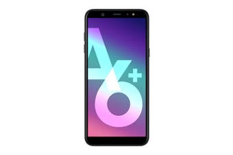 Samsung Galaxy A6+ Dual SIM (64GB, Black)