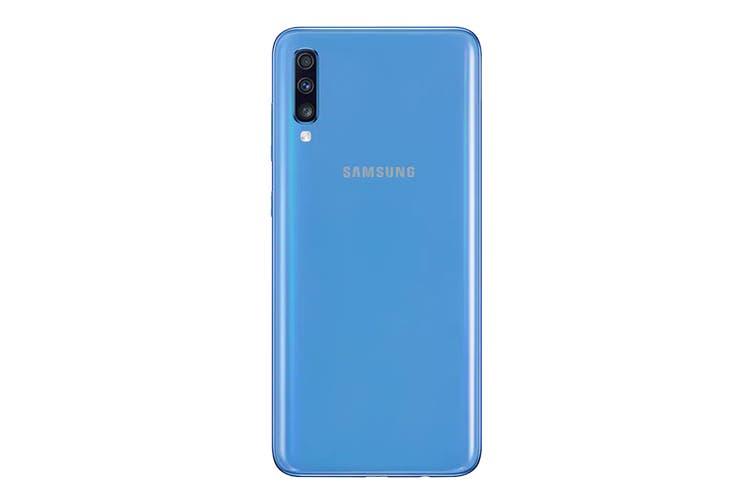 Samsung Galaxy A70 Dual SIM (6GB RAM, 128GB, Blue)