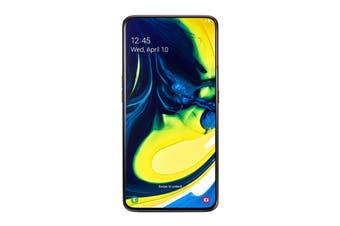 Samsung Galaxy A80 (8GB RAM, 128GB, Phantom Black) - AU/NZ Model