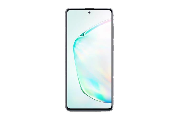 Samsung Galaxy Note10 Lite Dual SIM (8GB RAM, 128GB, Aura Glow)