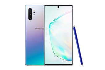 Samsung Galaxy Note10+ 5G (512GB, Aura Glow) - Australian Model