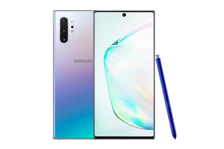 Samsung Galaxy Note10+ 5G (512GB, Aura Glow) - Australian Model