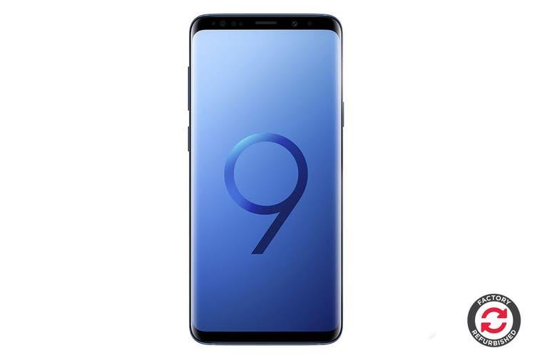 Samsung Galaxy S9 Refurbished (64GB, Coral Blue) - A Grade