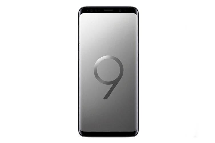 Samsung Galaxy S9 Dual SIM (64GB, Titanium Grey)