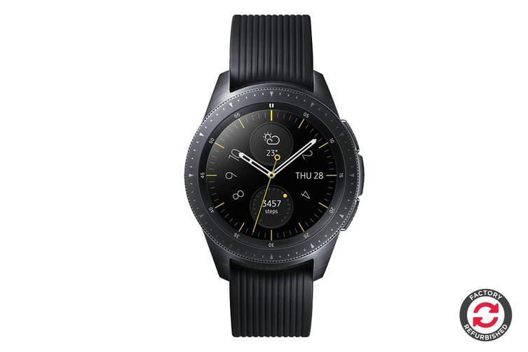 Samsung Galaxy Watch SM-R810 (42mm, Bluetooth, Black) - Refurbished