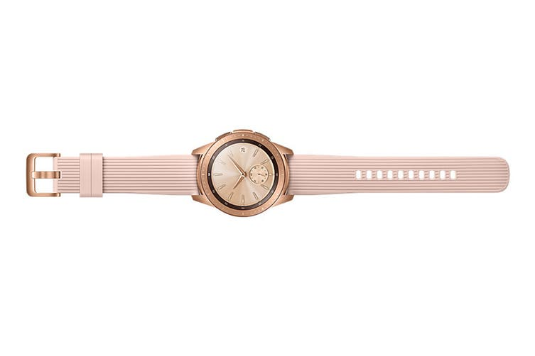 Samsung Galaxy Watch SM-R810 (42mm, Bluetooth, Rose Gold) - Refurbished