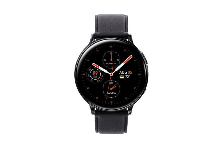 Samsung Galaxy Watch Active 2 SM-R825 (44mm, LTE, Black) - AU/NZ Model
