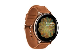 Samsung Galaxy Watch Active 2 SM-R825 (44mm, LTE, Gold) - AU/NZ Model