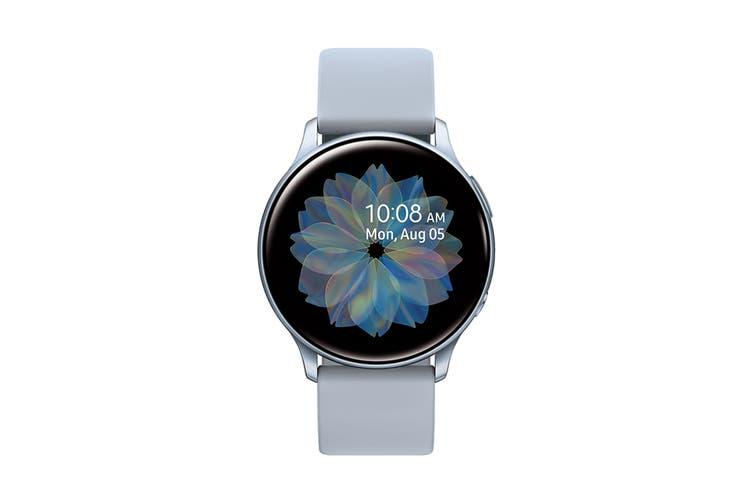 Samsung Galaxy Watch Active 2 SM-R820 (44mm, Bluetooth, Cloud Silver)