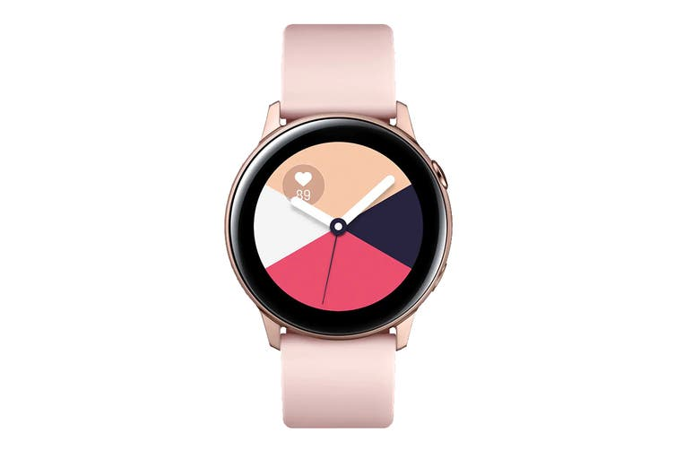 Samsung Galaxy Watch Active SM-R500 (40mm, Bluetooth, Rose Gold)