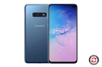 Samsung Galaxy S10e Refurbished (6GB RAM, 128GB, Prism Blue) - A Grade