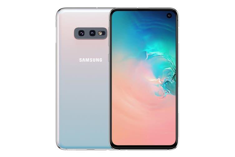 Samsung Galaxy S10e Dual SIM (6GB RAM, 128GB, Prism White)