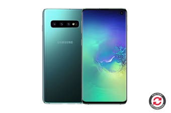 Samsung Galaxy S10 Refurbished (128GB, Prism Green) - A Grade